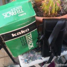 Cámara de fotos: CARGADOR KAKO PARA FLASH MODELO S-4. Lote 181404667