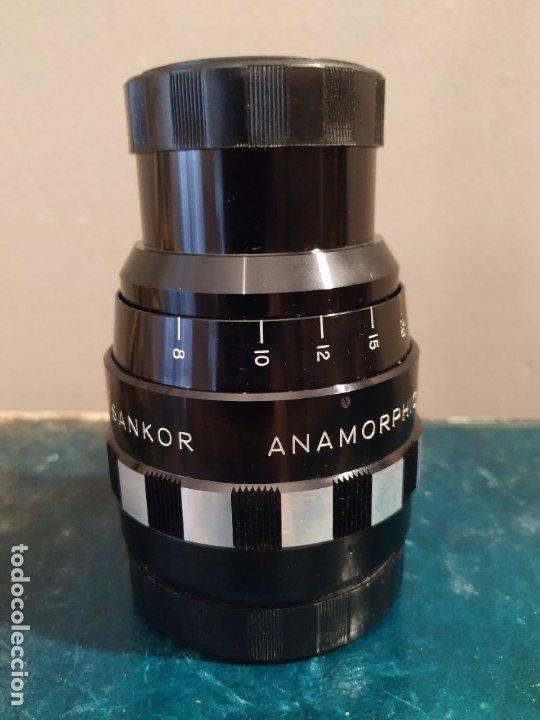 Cámara de fotos: SANKOR 16 F ANAMORPHIC LENS - MADE IN JAPAN - CON CAJA. - Foto 2 - 182077850