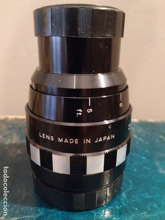Cámara de fotos: SANKOR 16 F ANAMORPHIC LENS - MADE IN JAPAN - CON CAJA. - Foto 4 - 182077850