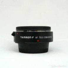 Cámara de fotos: TELECONVERTIDOR AF 1.4X PARA NIKON MARCA TAMRON MC-4. Lote 182389551