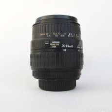 Cámara de fotos: OBJETIVO PARA NIKON 28-80MM II F3.5-5.6-MACRO. Lote 182394461