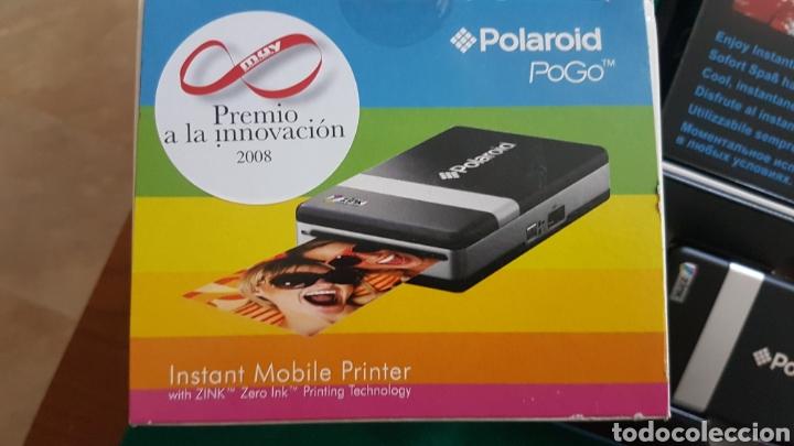Cámara de fotos: POLAROID POGO. LA IMPRESORA FOTOGRÁFICA DE BOLSILLO - Foto 4 - 182979495