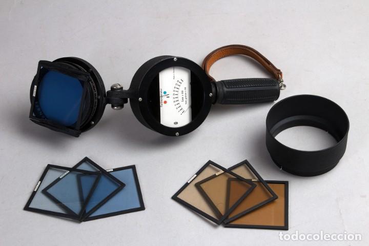 Cámara de fotos: Luxómetro y Termocolorímetro Collux III - Foto 5 - 183618226