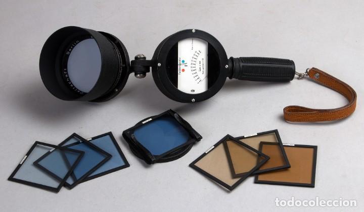 Cámara de fotos: Luxómetro y Termocolorímetro Collux III - Foto 6 - 183618226