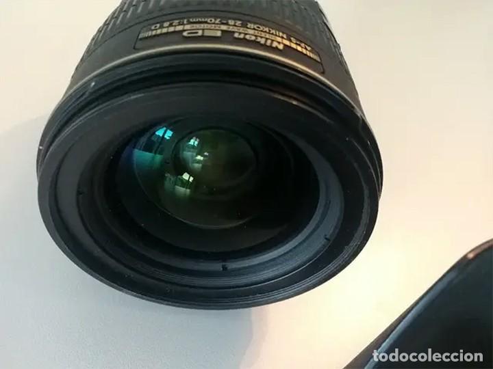 Cámara de fotos: Objetivo NIKON 28-70 mm 2.8 Oportunidad - Foto 4 - 183709088