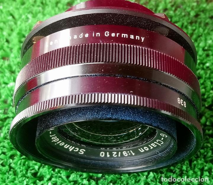 Cámara de fotos: Objetivo Ampliadora Schneider –Kreuznach G-Claron 1:9/210. - Foto 2 - 183742661