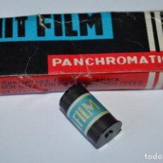 Cámara de fotos: HIT FILM PANCHROMATIC - 1 PELÍCULA - PARA MINI/MICRO CÁMARAS FOTOGRÁFICAS ANTIGUAS - ¡MIRA!. Lote 230049760
