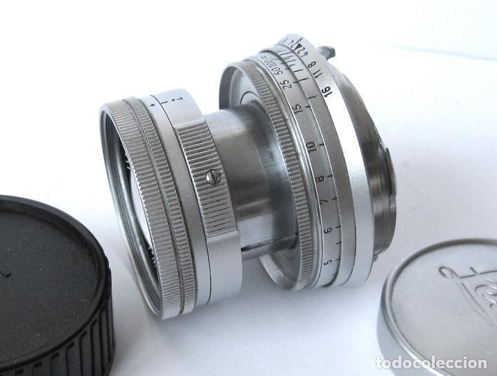 Cámara de fotos: Leica Objetivo Summicron plegable 2/50 bayoneta M. - Foto 8 - 185709851