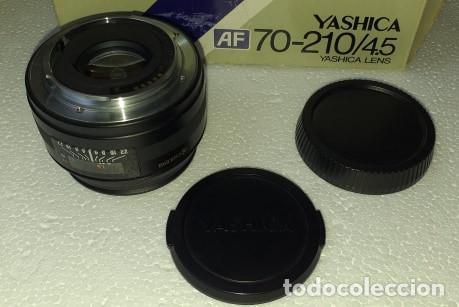 Cámara de fotos: OBJETIVO YASHICA AF 50mm f1:1.8 EXCELENTE ESTADO !!! - Foto 6 - 188658246