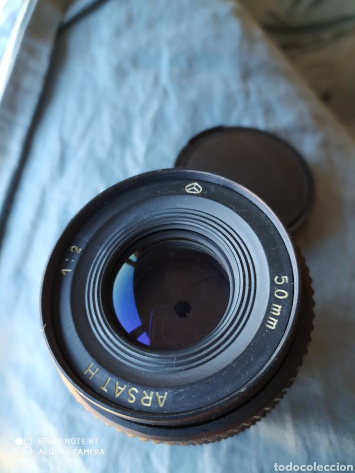 Cámara de fotos: Objetivo Ruso para Nikon - HARSAT- H ( HELIOS 81), f2 / 50mm MC - Foto 7 - 189677242