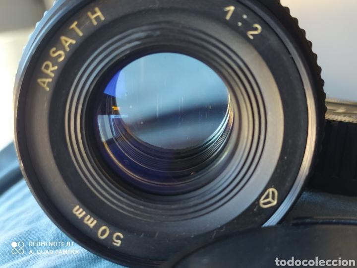 Cámara de fotos: Objetivo Ruso para Nikon - HARSAT- H ( HELIOS 81), f2 / 50mm MC - Foto 8 - 189677242
