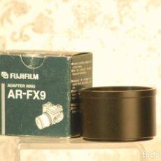 Cámara de fotos: FUJIFILM ADAPTER A R FX9 . Lote 190127436