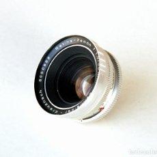 Cámara de fotos: OBJ. SCHNEIDER KREUZNACH RETINA XENON F1.9 50 MM SLR (C1959) • PARA RETINA RÉFLEX. Lote 190399457