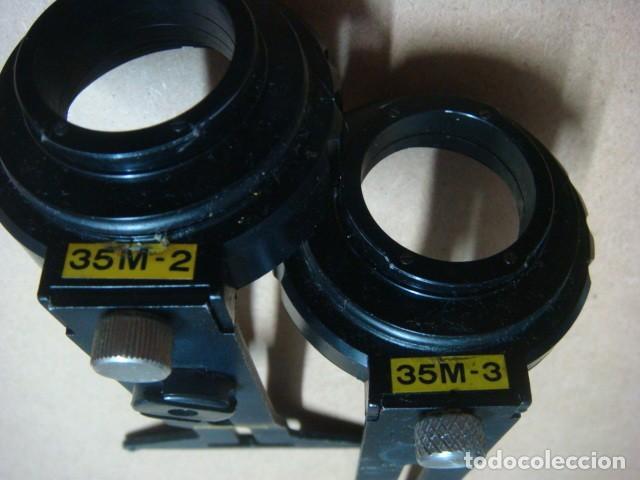 Cámara de fotos: Pareja de equipo de aproximacion Sea & Sea, para Nikonos..Nikon submarina..Años 80.. - Foto 4 - 190593132