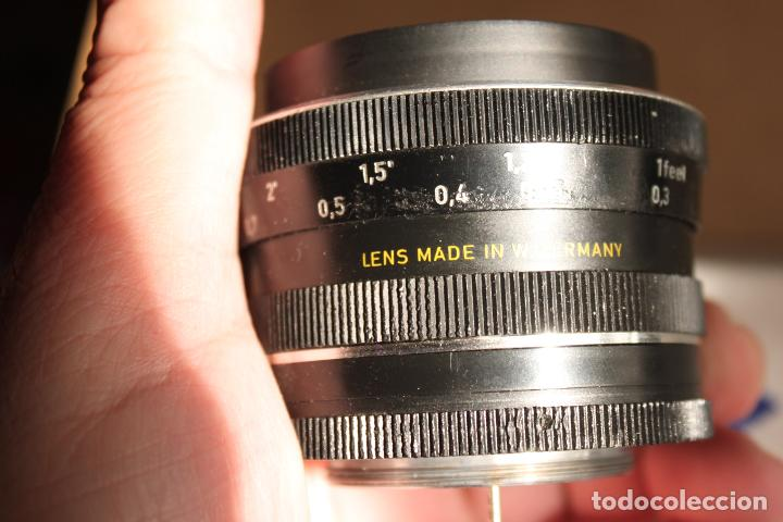 Cámara de fotos: Angular REVUENON MACRO, (rosca 42mm) 28mm F:3,5 + tapa - Foto 2 - 190872133