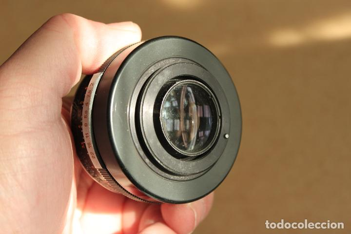 Cámara de fotos: Objetivo Pancolar 50mm F:2 (rosca 42mm) - Foto 3 - 190872326