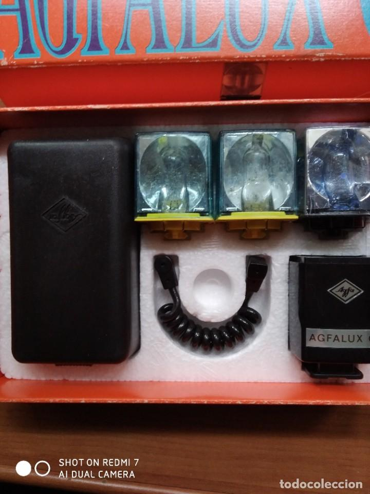Cámara de fotos: Flash Agfa lux CI y adaptadores para ISO rápid IF - Foto 3 - 191954970