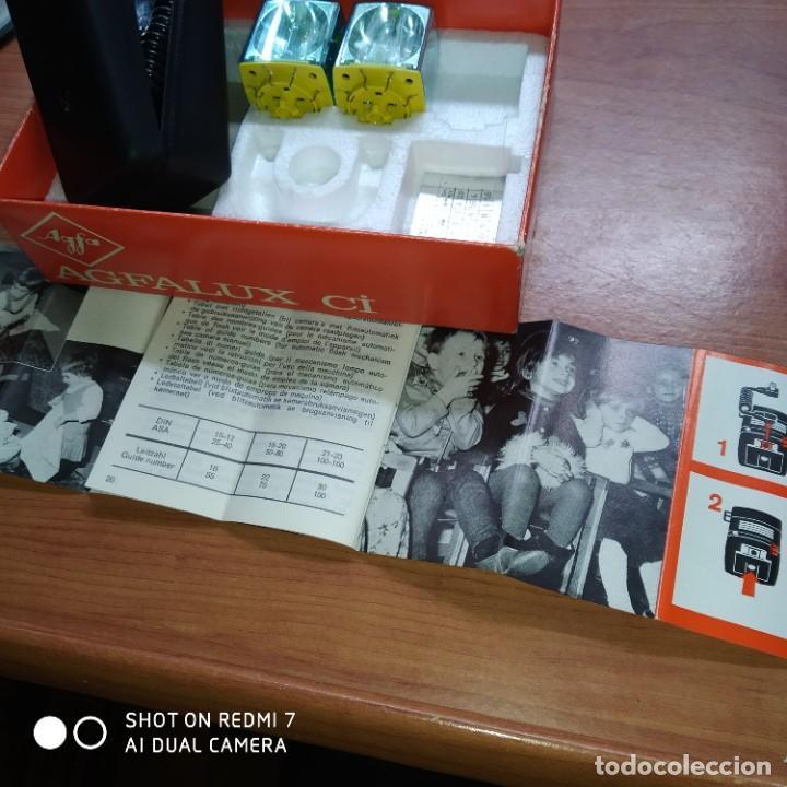 Cámara de fotos: Flash Agfa lux CI y adaptadores para ISO rápid IF - Foto 7 - 191954970