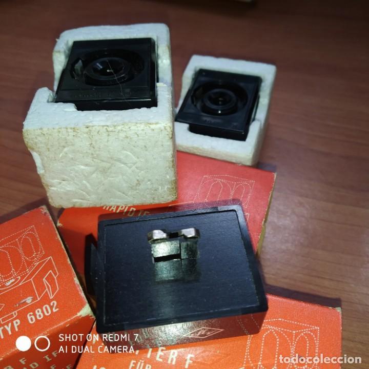 Cámara de fotos: Flash Agfa lux CI y adaptadores para ISO rápid IF - Foto 8 - 191954970
