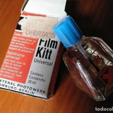 Cámara de fotos: TETENAL FILM KITT UNIVERSAL - TETENAL PHOTOWERK HAMBURG-BERLIN. Lote 192556496