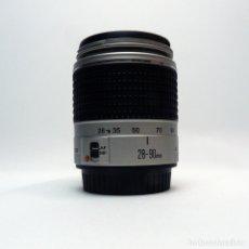 Cámara de fotos: OBJETIVO ZOOM CANON EF 28-90MM F 1:4 -5.6 MC . Lote 193031478