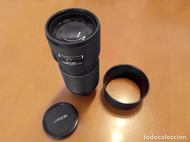 Cámara de fotos: OBJETIVO Nikon AF 80-200mm f/2.8 D ED - Foto 6 - 194080468