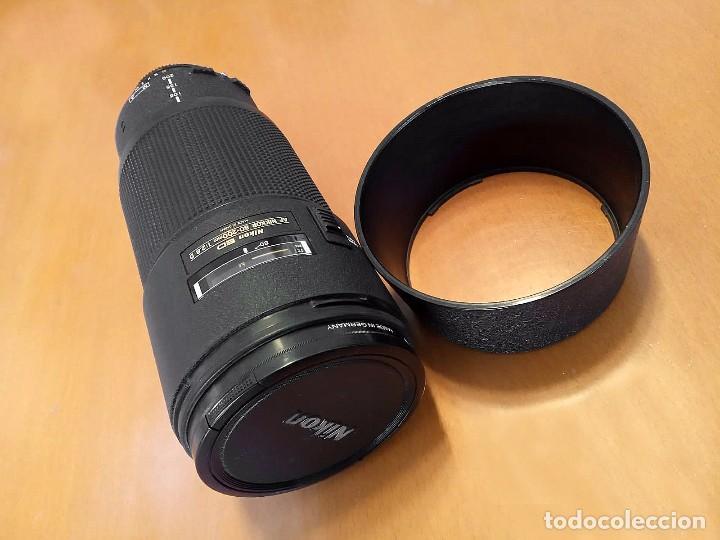 Cámara de fotos: OBJETIVO Nikon AF 80-200mm f/2.8 D ED - Foto 7 - 194080468