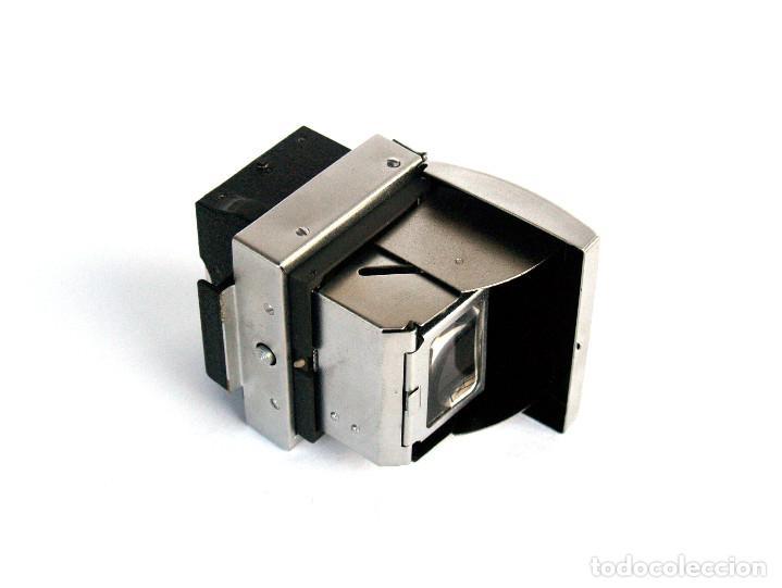 Cámara de fotos: *c1960* ● Visor de CINTURA Ihagee TIPO H3 para Réflex Exakta / Exa (Primera variante) - Foto 4 - 194130090