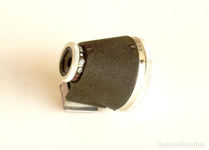 Cámara de fotos: Braun Universal Sucherfinder (Visor universal 35-50-85 y 135mm) para 35mm Leica, Fed, Contax... - Foto 4 - 194169092