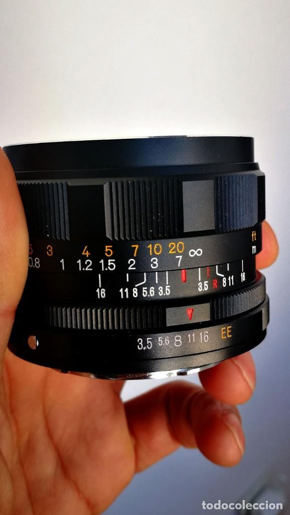 Cámara de fotos: Konica Hexanon 28mm 3.5 Version 7/7 - Foto 4 - 194196913