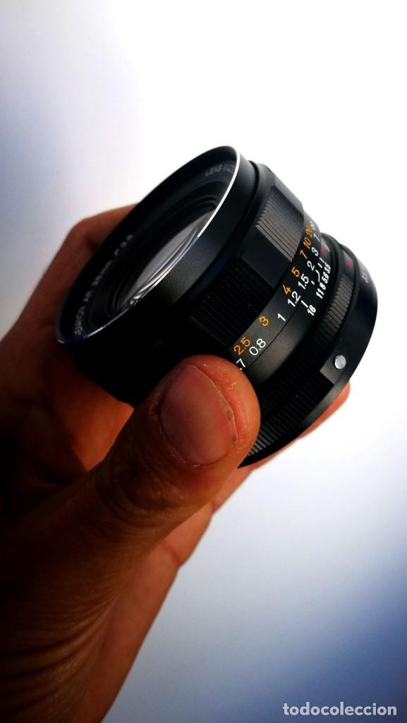 Cámara de fotos: Konica Hexanon 28mm 3.5 Version 7/7 - Foto 7 - 194196913