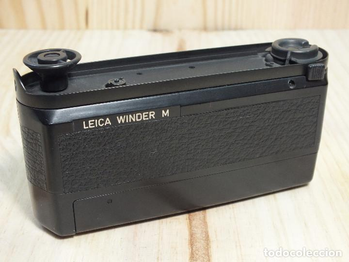 LEICA WINDER M (REF: 14403) (Cámaras Fotográficas Antiguas - Objetivos y Complementos )