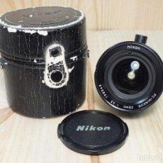 Cámara de fotos: NIKON PC-NIKKOR 28MM 1:3.5. Lote 194397776