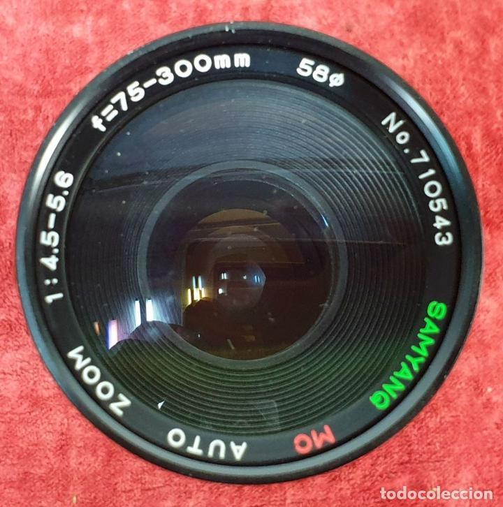 Cámara de fotos: CONJUNTO DE 6 OBJETIVOS PARA CAMARA FOTOGRAFICA. VARIOS MODELOS. AÑOS 70. - Foto 20 - 168543648
