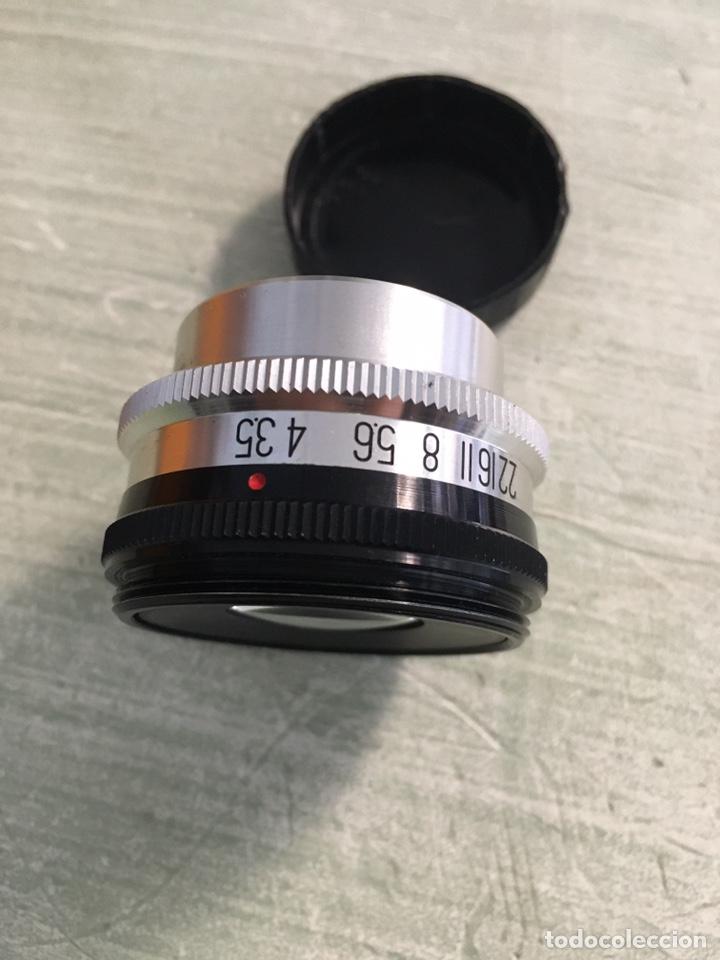 Cámara de fotos: Vivitar flat fiel lens 75mm f3.5 - Foto 4 - 194578412