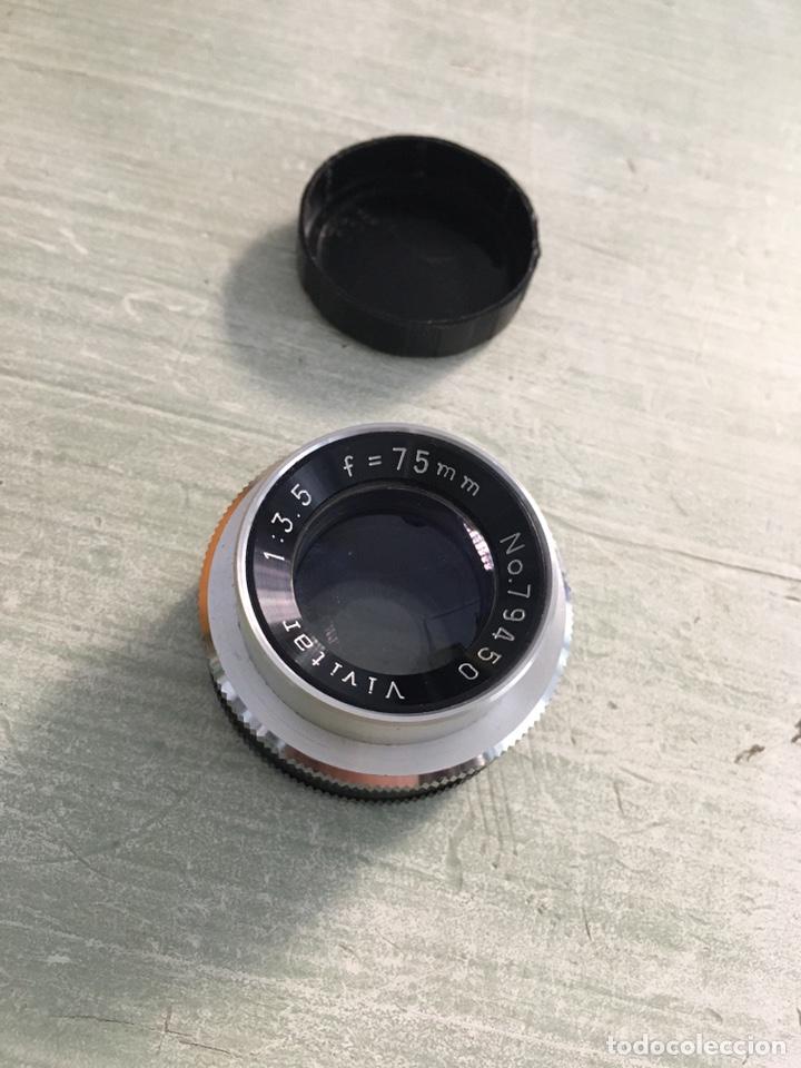 Cámara de fotos: Vivitar flat fiel lens 75mm f3.5 - Foto 5 - 194578412