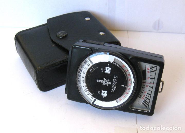 Cámara de fotos: Lote de 6 fotómetros. Leica, Zeiss, Gossen..... - Foto 4 - 194665590
