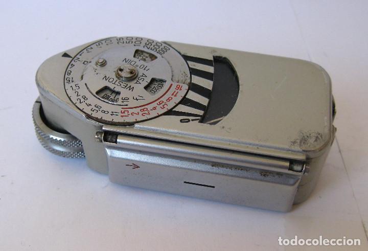 Cámara de fotos: Lote de 6 fotómetros. Leica, Zeiss, Gossen..... - Foto 7 - 194665590