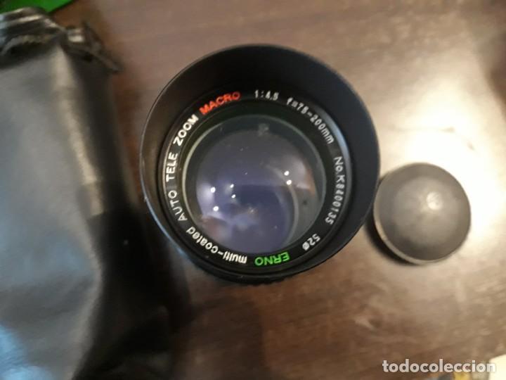Cámara de fotos: Objetivo Erno para Pentax-K 75-200mm - Foto 4 - 195111828
