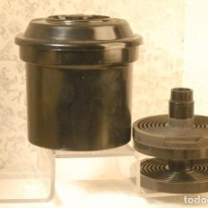 Cámara de fotos: TANQUE REVELADO B-N 2 ESPIRALES LAIK . Lote 195176703