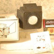 Cámara de fotos: PRO 4. FILTER SYSTEM LLEVA 4 FILTROS Y ARANDELA. Lote 195183850