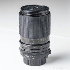 Cámara de fotos: OBJETIVO SIGMA ZOOM AII 35-105MM 3,5-4,5 MC №6505737 FOR MINOLTA. Lote 195278417