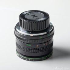 Cámara de fotos: OBJETIVO HANIMEX MC 24 MM F/ 2.8 №88304023. Lote 195285346