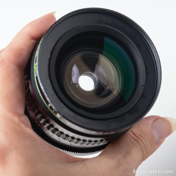 Cámara de fotos: Objetivo Hanimex MC 24 mm f/ 2.8 №88304023 - Foto 3 - 195285346