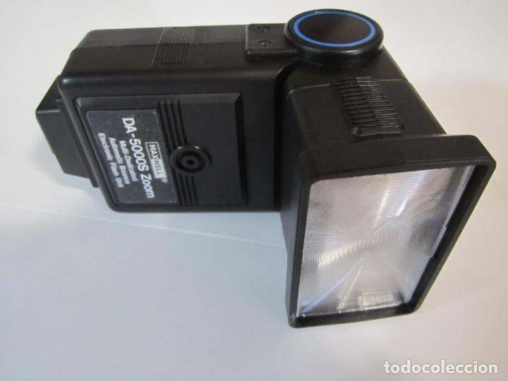 Cámara de fotos: flash maxwell DA-5000S Zoom no probado - Foto 4 - 195305912