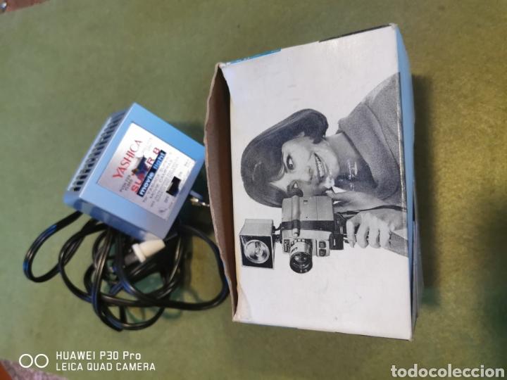 Cámara de fotos: Flash Super 8 movie light marca Yashica - Foto 5 - 196094360