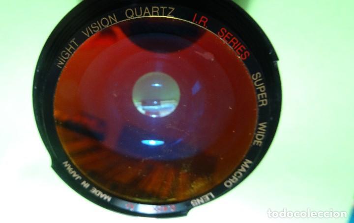 Cámara de fotos: OBJETIVO PARA FOTOGRAFIA NOCTURNA 0.42X AF I. R. - Foto 4 - 196647218