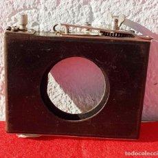 Cámara de fotos: OBTURADOR DE CORTINILLAS C 1900, DE MADERA. Lote 198188047