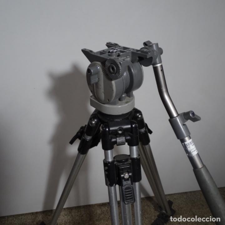 Cámara de fotos: Trípode manfrotto profesional!! (Tal como se vê en las fotos). - Foto 2 - 198250073