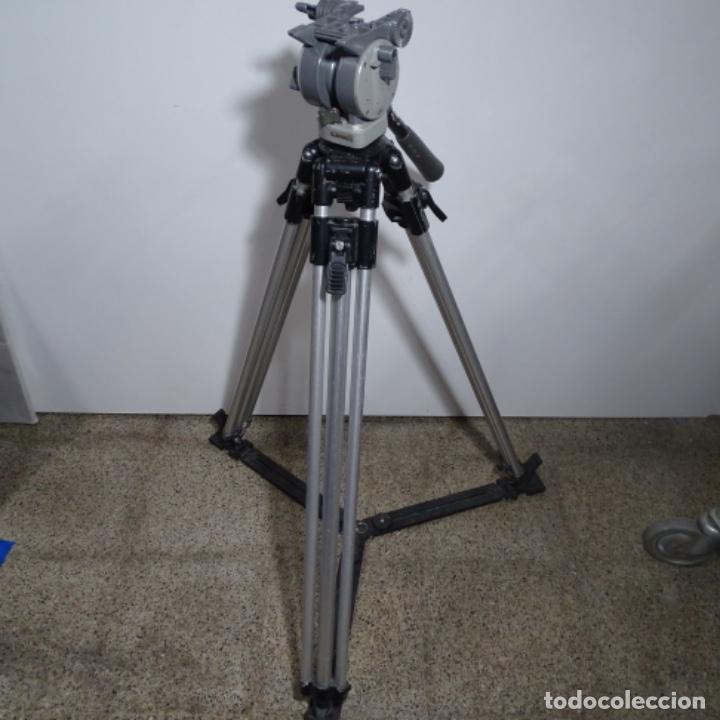 Cámara de fotos: Trípode manfrotto profesional!! (Tal como se vê en las fotos). - Foto 7 - 198250073